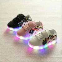 Sepatu Anak Import - Led Shoes Etnik