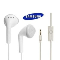 HANDSFREE SAMSUNG J1 ACE V PRIME ORIGINAL OEM EARPHONE HEADSET