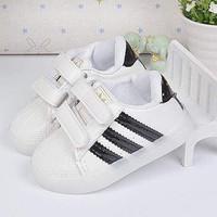 Sepatu Bayi/Anak LED Adidas