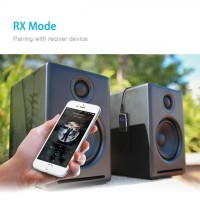 2 in 1 Transmitter and Receiver Bluetooth A2DP Stereo Audio Music