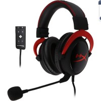 HyperX Cloud 2 Gaming Headset with 7.1 Virtual Surround Sound