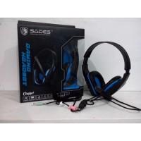 Sades Chopper SA711 / SA-711 Headset Gaming