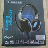 Sades Chopper SA711 Headset Gaming