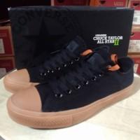 harga Sepatu Converse All Star Ct2 Black Gum Low Premium Original Bnib Tokopedia.com