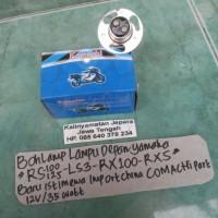 Bohlamp Lampu Depan Yamaha LS3-RS100-RS125-DT100-RX100-RXS
