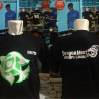 kaos/t shirt keren DRAGON NEST 02/GAME ONLINE