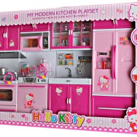 My Modern Kitchen Playset Hello Kitty No.5623 - Mainan Masak-Masakan