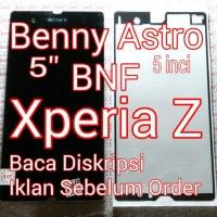 LCD + TouchScreen + Adhesive Depan Sony Xperia Z, C6602, C6603, Docomo