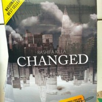 Novel Change - Rashifa Killa