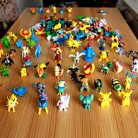 Action Figure Mainan Pokemon Figure Isi 24 Piece Random