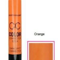Jual city color dark spot corrector stick orange Murah