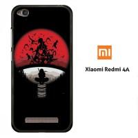 Naruto Uchiha Symbol 0123 Hardcase 3D Xiaomi Redmi 4A