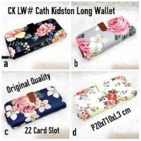 Dompet CK Ori, CK LW# Cath Kidston Long Wallet Original Grade