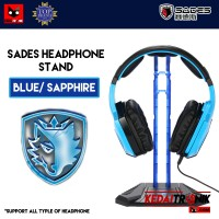 SADES HEADPHONE STAND HANGER Gaming Headset Craddle STEELSERIES Holder