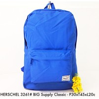 Tas Ransel HERSCHEL BIG Supply Classic 3261 - 4