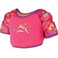 Pelampung anak Zoggs Mermaid Flower Water Wing Swim Vest