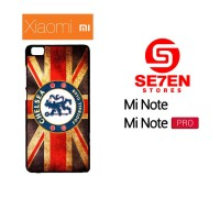 Casing HP Xiaomi Mi Note, Mi Note Pro Chelsea new 2 Custom Hardcase Co