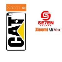 Casing HP Xiaomi Mi Max caterpillar logo Custom Hardcase Cover