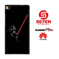 Casing HP HUAWEI P8 LITE darth vader cigarette Custom Hardcase Cover