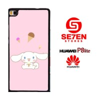 Casing HP HUAWEI P8 LITE Cute Cartoon Custom Hardcase Cover