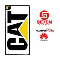 Casing HP HUAWEI P8 LITE caterpillar logo Custom Hardcase Cover