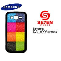 Casing HP Samsung Grand 2 colorfull iphone Custom Hardcase Cover