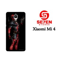 Casing HP Xiaomi Mi4 deadpool the video game Custom Hardcase Cover