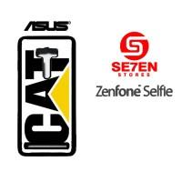 Casing HP Zenfone Selfie caterpillar logo Custom Hardcase Cover