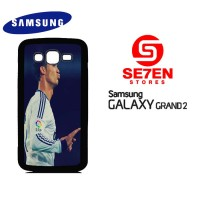 Casing HP Samsung Grand 2 Cristiano Ronaldo CR7 best Custom Hardcase C