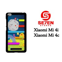 Casing HP Xiaomi Mi4i, Mi4c Cute Wallpapers Custom Hardcase Cover