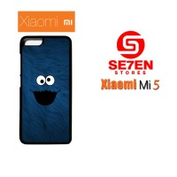Casing HP Xiaomi Mi5 Cookie monster Custom Hardcase Cover
