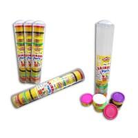 Mainan Anak Fun-Doh Rainbow Multi Colour 12 pcs