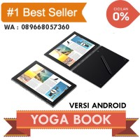 Jual Lenovo Yoga Book (YB1-X90F) Tablet Hybrid Android | 64GB SSD | 10,1