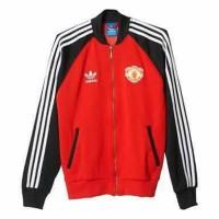 adidas original manchester united sst Jacket repro bnwt