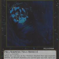 Kartu Yugioh Abyss Dweller [Gold Rare]