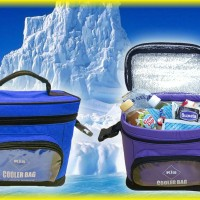 Cooler Bag KIS B + Ice Gel