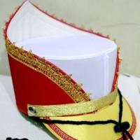 topi pasukan drumband / marchingband