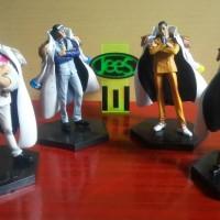 Action Figure Admiral / One Piece / Sengoku / Aokiji / Akainu / Kizaru