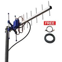 Antena Yagi Dual Driven TXR 145 Penguat Sinyal Modem Huawei E122