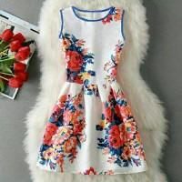 Jual Mini Dress / Dress Wanita Korea / Dress Murah / Grosir Baju Wanita Murah