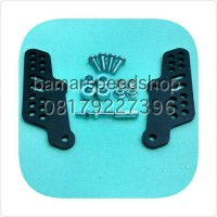 Bracket peninggi step (Raiser) Honda NEW CBR250RR