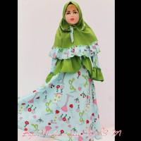 Baju Muslim Anak Wps Uk M