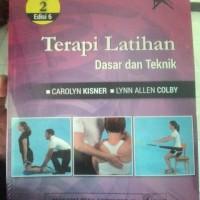 Terapi Latihan Dasar dan Teknik Edisi 6 Vol. 2 -Carolyn Kisner,dkk