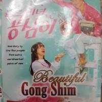 dvd drama korea beautiful gong shim - drakor beautiful gong shim