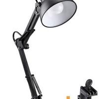 Jual Lampu Arsitek / Lampu Meja / Lampu Belajar / Desk Lamp Duduk Jepit Murah