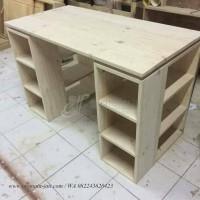 meja kantor minimalis (furniture,meja makan,mrja kerja,meja belajar)