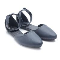 harga Dr. Kevin Women Flats Shoes 26122 - Blue Tokopedia.com