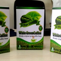 WHITE GREEN COFFEE