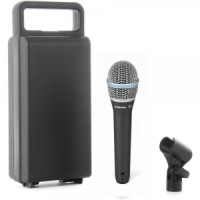 Samson Q8 Dynamic Handheld Vocal Microphone