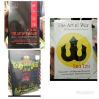 Paket 3 Buku Sun Tzu The Art Of War